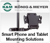 K&M Tablet & Smart Phone Mounting Solutions