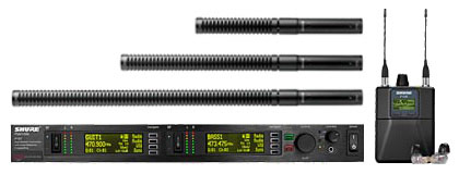Shure InfoComm 11 Products