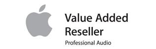 Apple VAR Pro Audio Logo