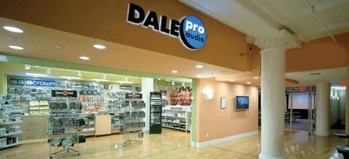 Dale Pro Audio NYC