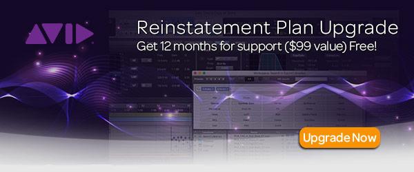 Avid Reinstatement Plan