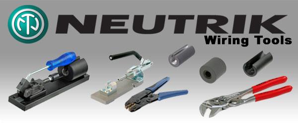 Neutrik Wiring Tools