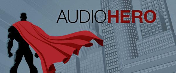 Audio Hero Sound Library