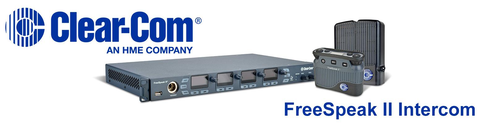 Clear-Com FreeSpeak II