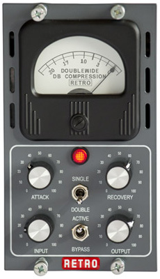 Retro Instruments Doublewide