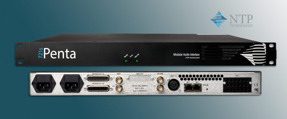 NTP Technology