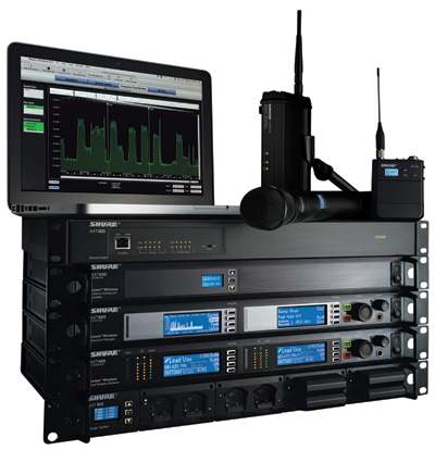 Shure's Axient Wireless System