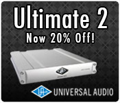 Universal Audio Ultimate 2