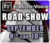 Electro-Voice Road Show