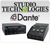 Studio Technologies Dante