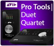 Avid Pro Tools Duet + Quartet