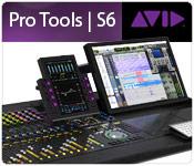 Avid Pro Tools | S6