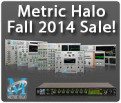 Metric Halo Fall 2014 Sale