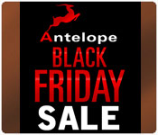 Antelope Audio Black Friday Sale