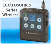 Lectrosonics L Series Wireless