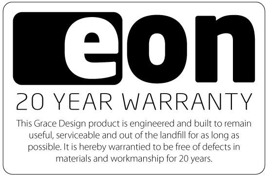 Eon Warranty