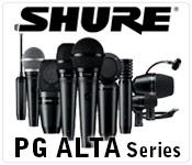 Shure PG Alta
