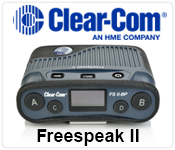 Clear-com FreeSpeak II