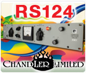Chandler RS124 Compressor