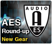 AES Show Roundup