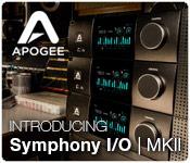 Apogee Symphony I/O MK   II