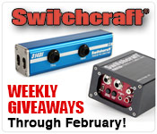 Switchcraft Weekly Giveaway